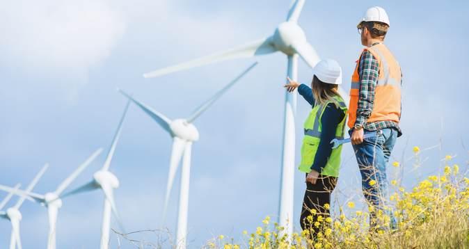 Techniciens éolienne
